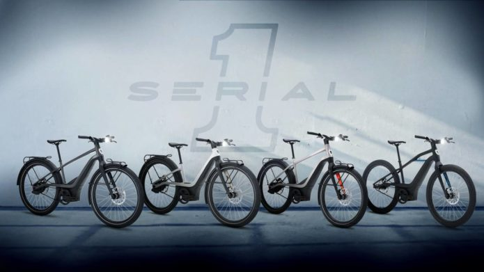 Harley-Davidson's Serial 1 Cycle reveals its first four e-bikes