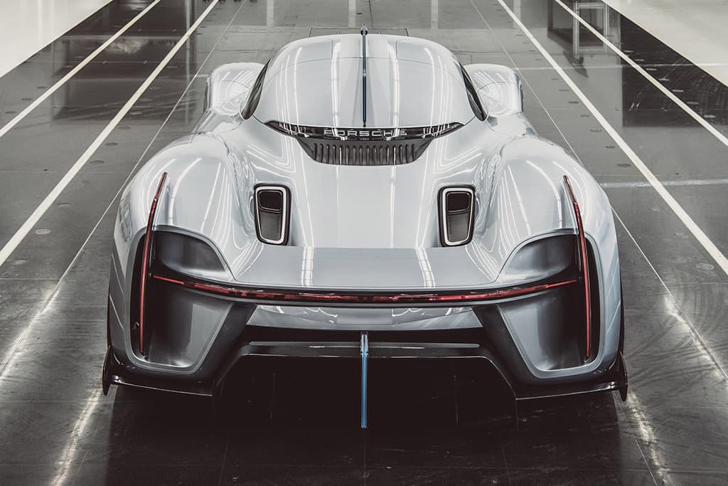 Secret Porsche design concepts uncovered