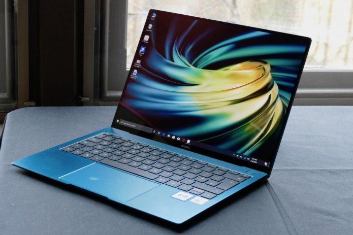 Huawei MateBook X (2020) review