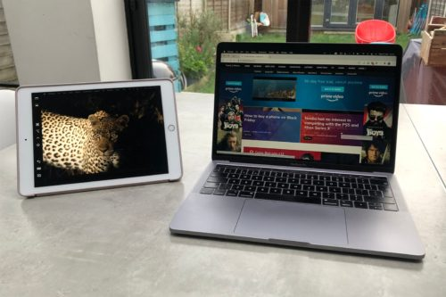 How to use an iPad as a second screen on Mac and Windows