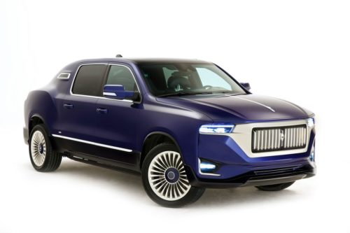 Why, Yes, You Can Buy a Super-Opulent Limo Based on a Ram 1500