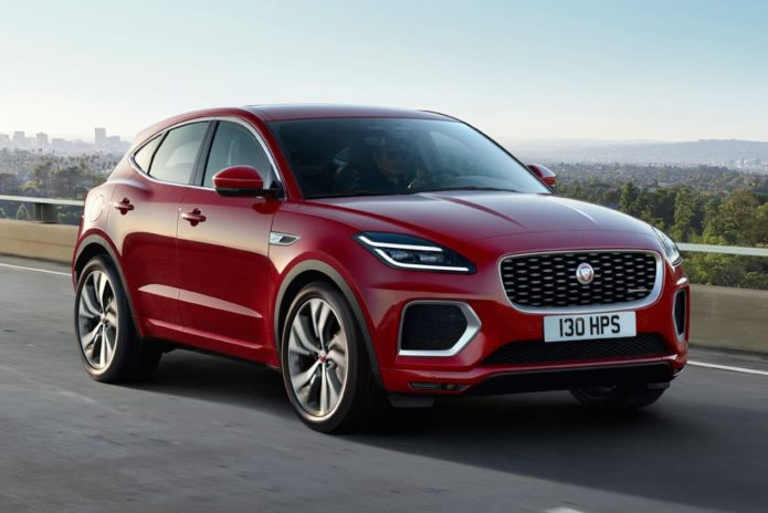 Hot Jaguar E-PACE 300 SPORT fires up to 221kW