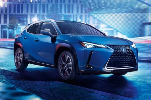 First Lexus EV confirmed for Australia