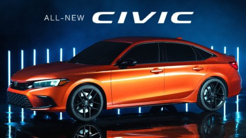2022 Honda Civic: First Look