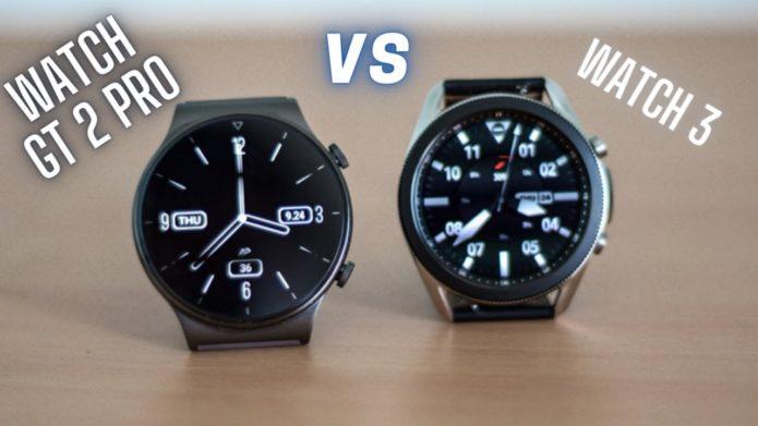 Huawei Watch GT 2 Pro vs Samsung Galaxy Watch3: Which premium smartwatch to get?