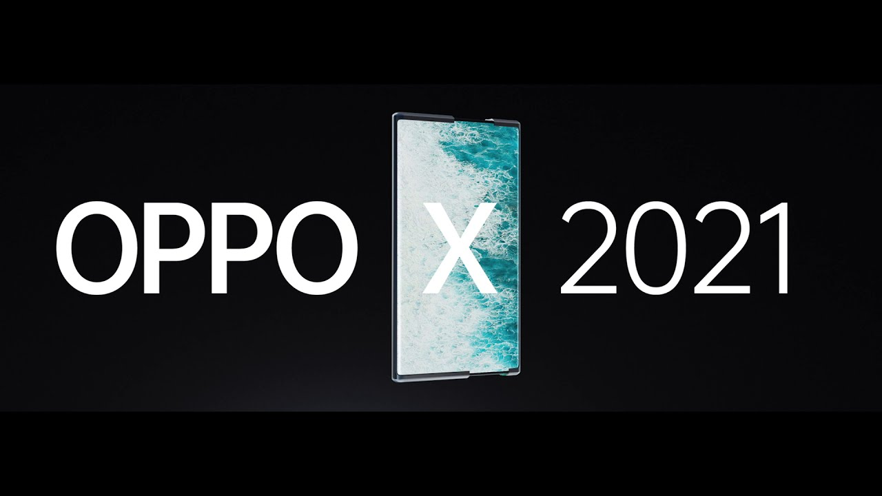Forget Galaxy Z Fold 2 — Oppo just revealed a wild rollable phone