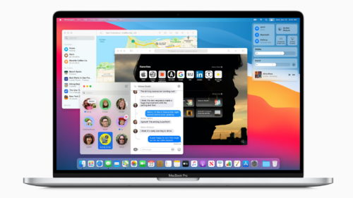 macOS 11 Big Sur: release date, name and features