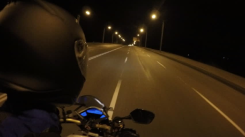 Things You Need to Know About Motorcycle Night Riding