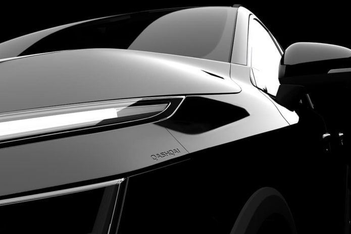 New Nissan QASHQAI teased