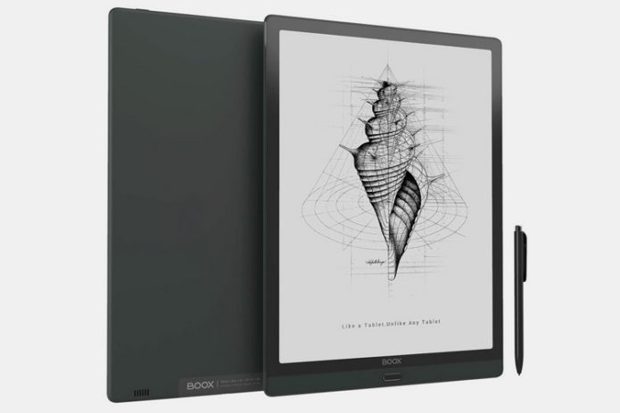Onyx Boox Max Lumi Puts A 13.3-Inch E-Paper Display On A Full-Fledged Android Tablet