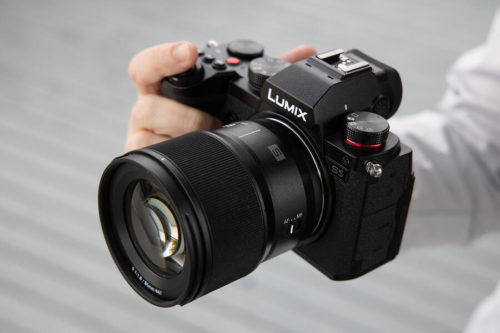 Panasonic Lumix S 85mm f/1.8 Lens Announced