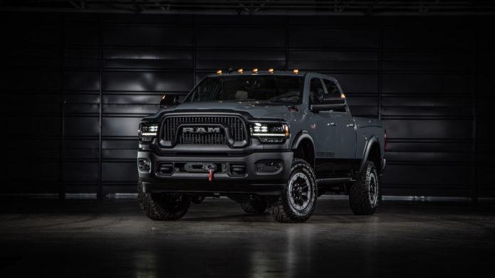 2021 Ram Power Wagon 75th Anniversary Edition celebrates the 4×4 pickup