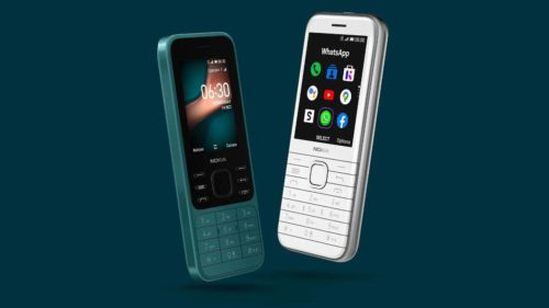 Nokia 6300 4G, 8000 4G bring candy bar phones to the Internet age