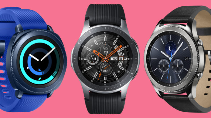 Best Samsung Galaxy smartwatch and fitness trackers compared