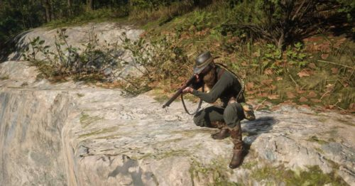 Red Dead Redemption 2: How to hunt like a pro