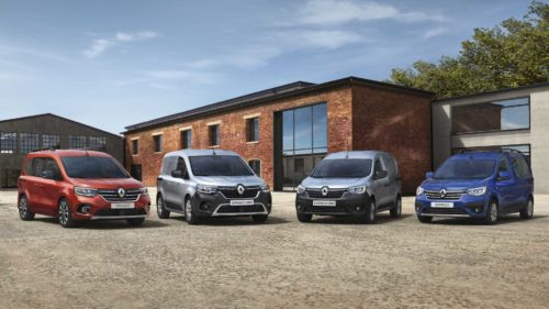 2021 Renault Kangoo Breaks Cover With Budget Model, Electric Version