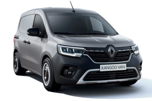 New Renault Kangoo revealed