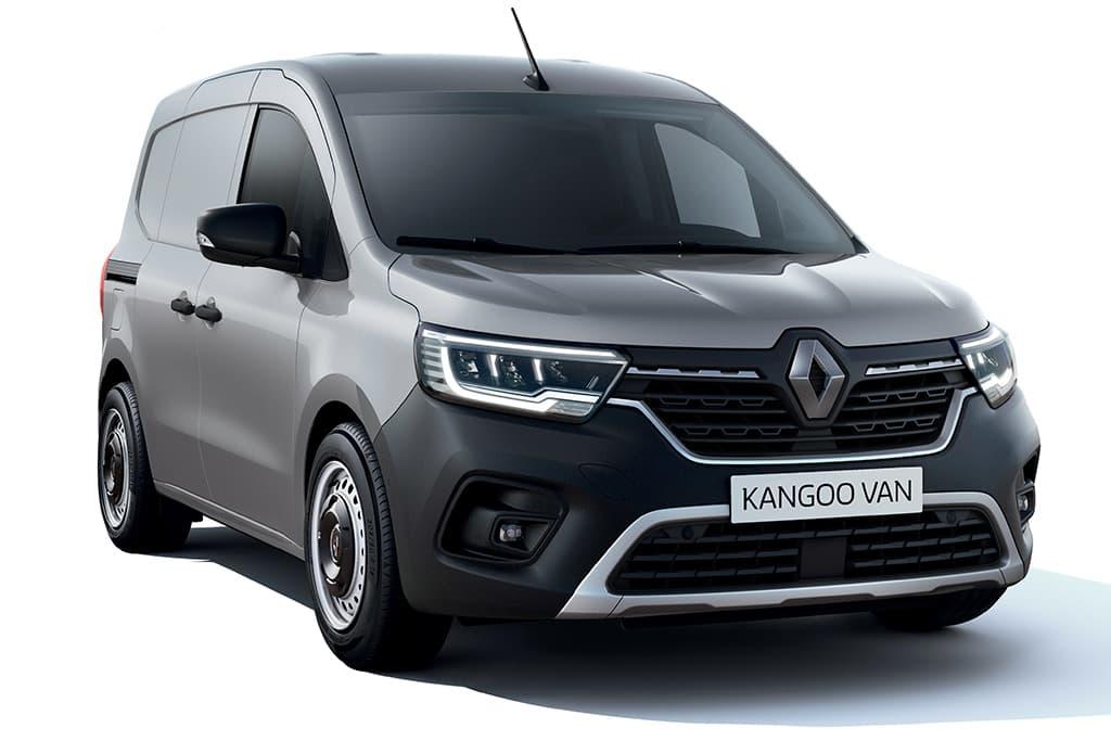 New Renault Kangoo revealed