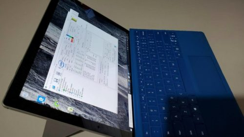 Surface Pro 8 prototype with 11th-gen Intel Core i7 sold on eBay
