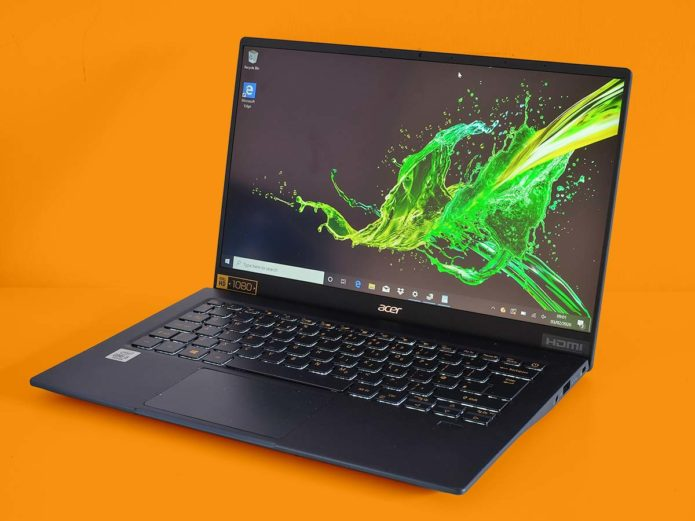 Acer Swift 5 2020 review