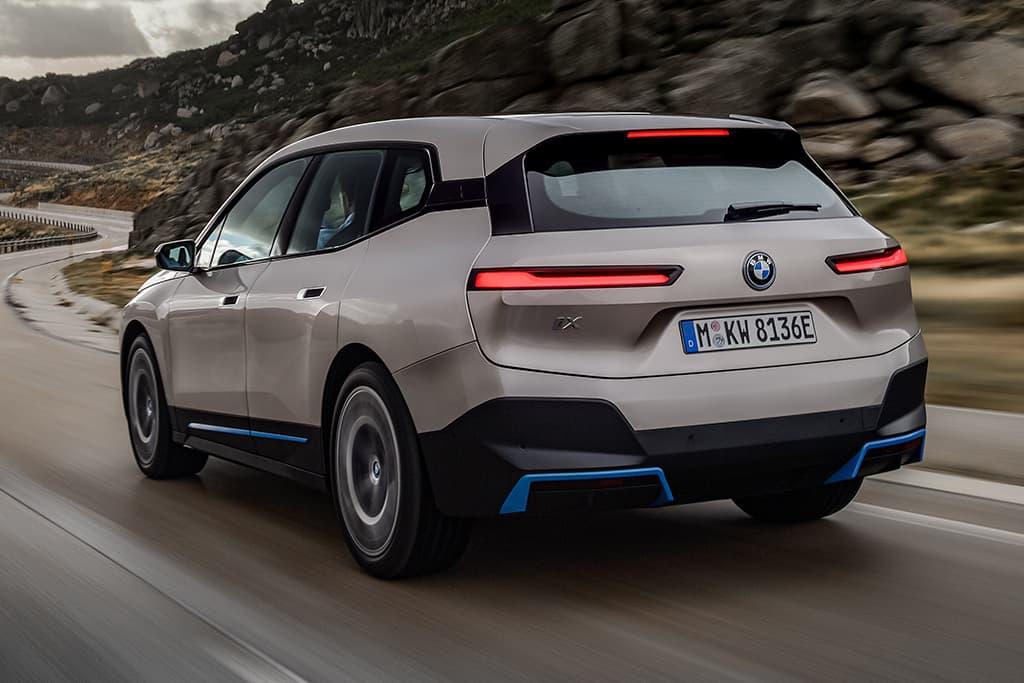 BMW iX revealed