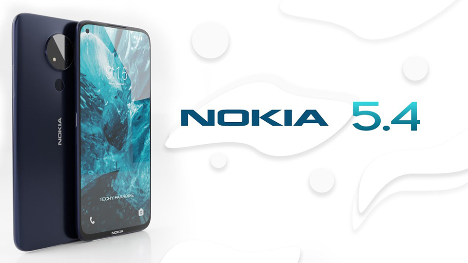 Nokia 5.4 expected to launch soon; design, colors and configuration leaked