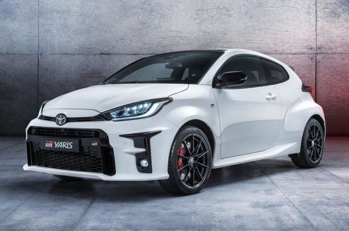 Toyota Yaris GR review
