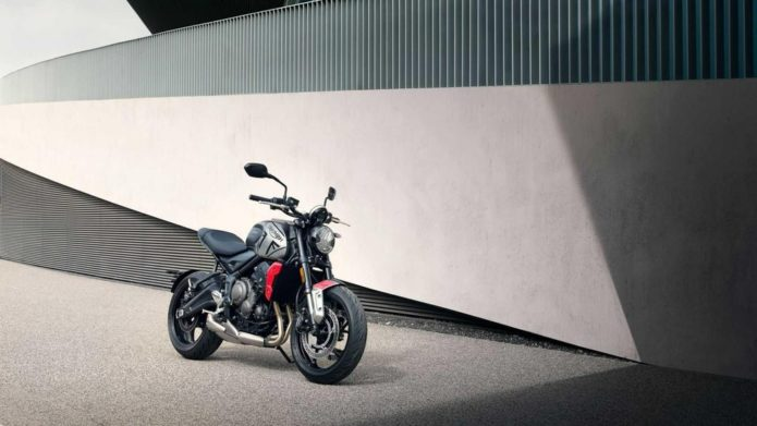 Triumph Officially Unveils The All New 2021 Trident 660