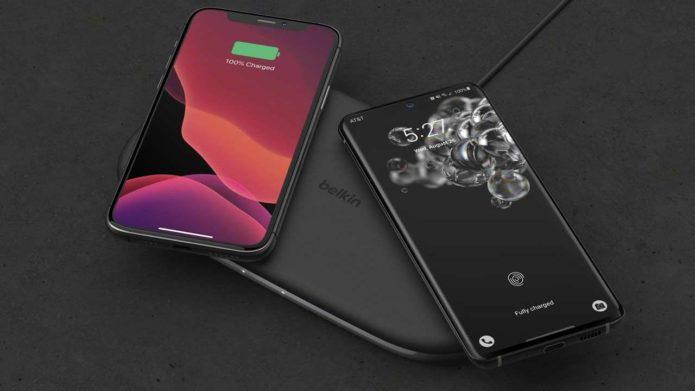 Belkin unveils new Qi-Certified wireless charging solutions