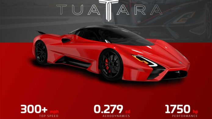 SSC tries to explain its controversial Tuatara top speed claim