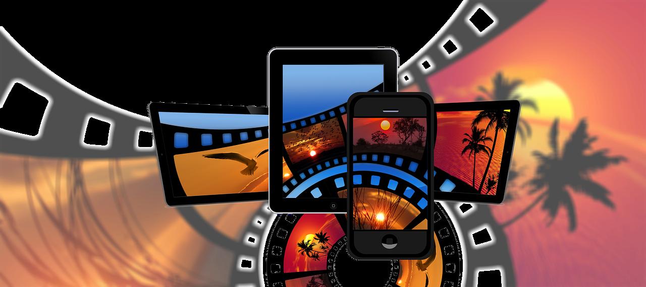 Video making app