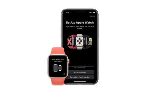 What is Apple Watch Family Setup?