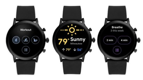 Wear OS gets new Tiles to keep track of your wellbeing