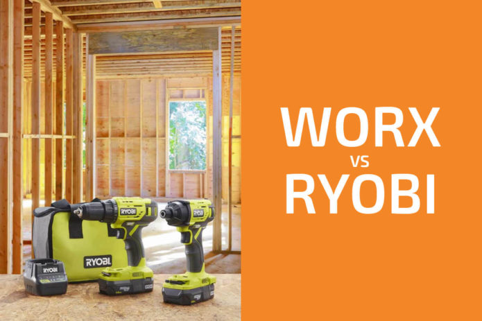 Worx vs. Ryobi: Which of the Two Brands Is Better?