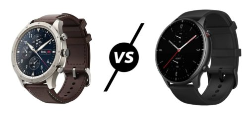 Zepp Z vs Amazfit GTR 2 Compared