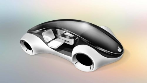 Apple Car could be built by Kia — and made in USA