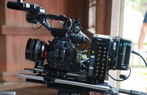 New Canon EOS 8K Cinema Camera Teaser