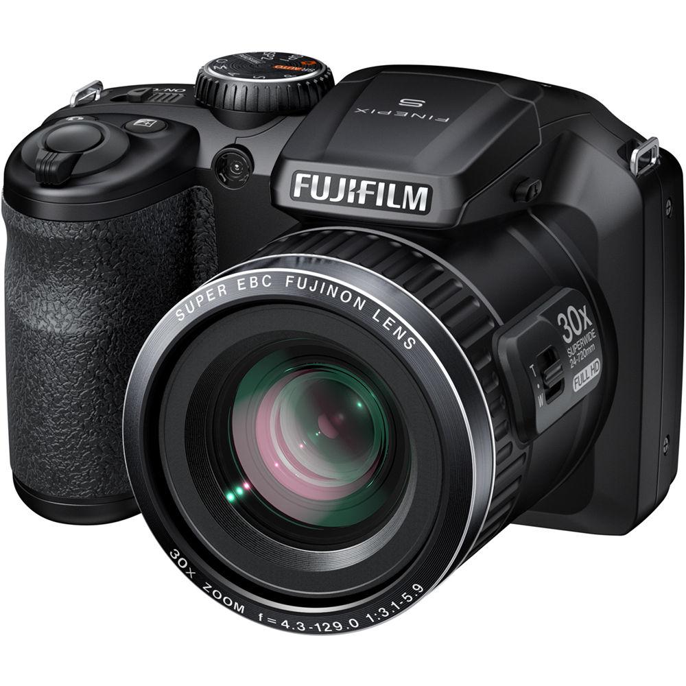 Fujifilm FinePix S6800 Camera