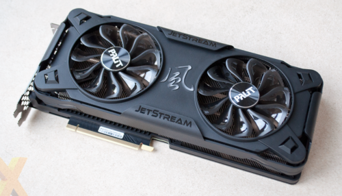 Palit GeForce RTX 3070 JetStream OC Review