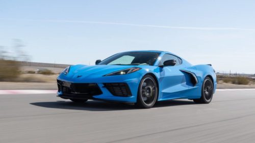 Chevrolet releases two-part documentary highlighting the Corvette Stingray C8's mid-engine design