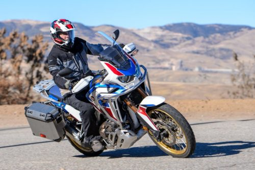 2020 Honda Africa Twin Adventure Sports ES DCT Review (18 Fast Facts)