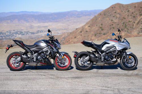 2020 Suzuki GSX-S1000 vs. Katana Comparison Test: A Difference?