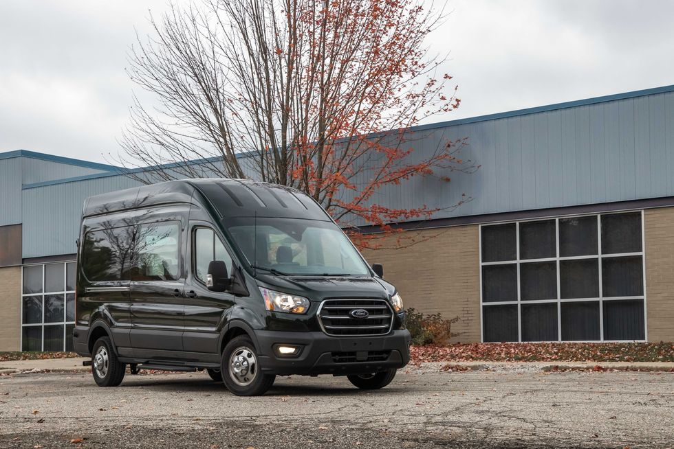 Tested: 2020 Ford Transit 350 Continues to Outpace Its Rivals