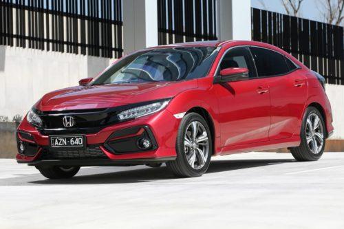 Honda Civic prices rise – again