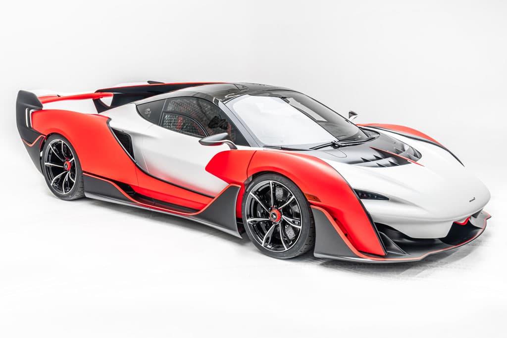 Extreme McLaren Sabre leaked
