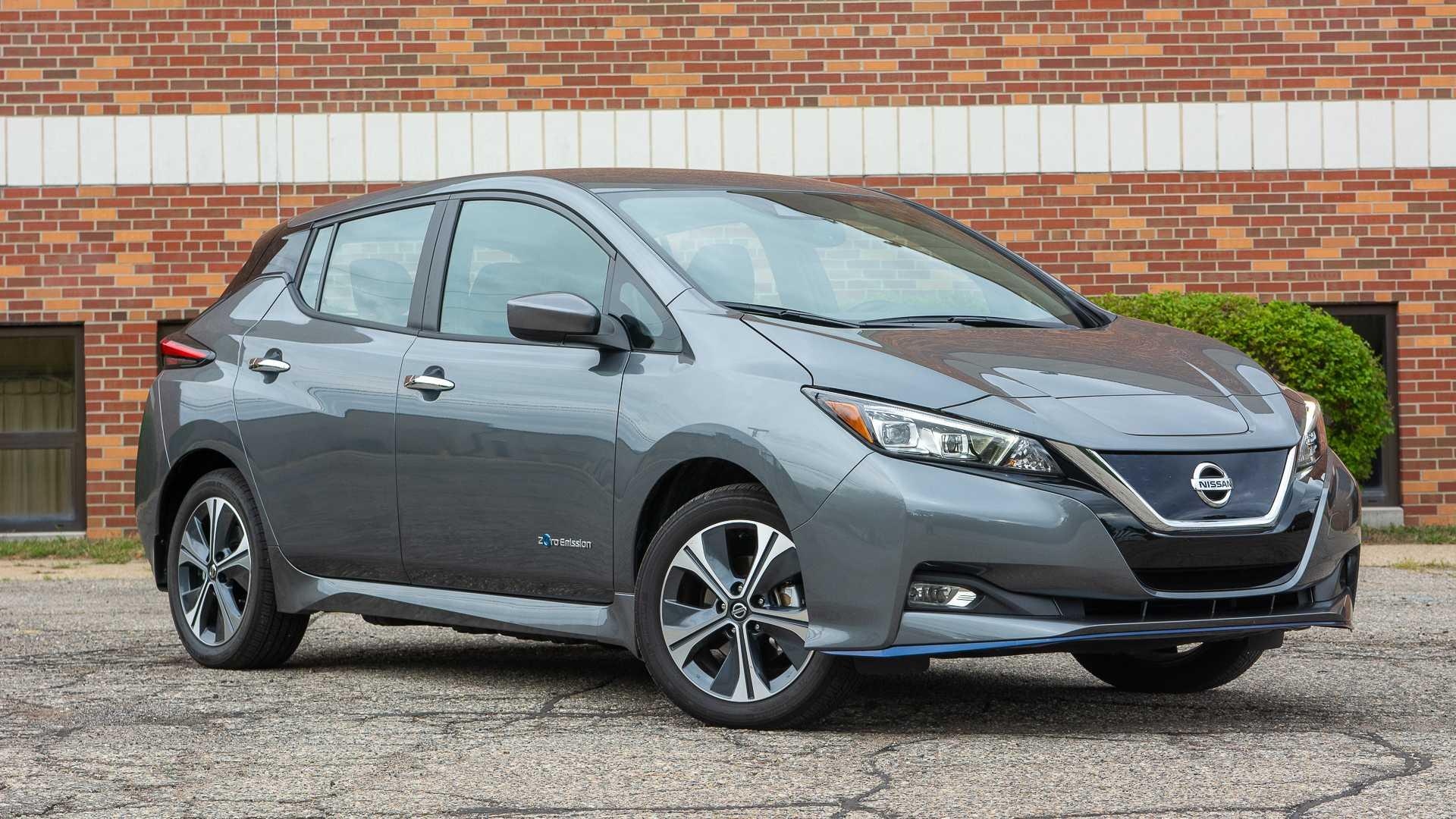 2020 Nissan Leaf Plus Driving Notes: Still A Solid EV