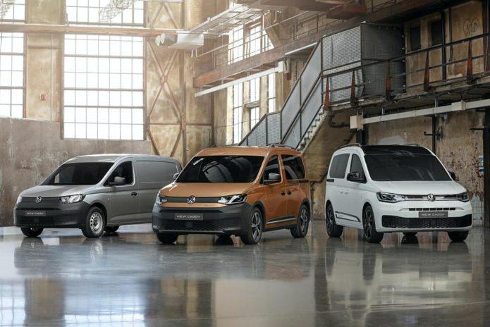 Next-gen Volkswagen Caddy looming