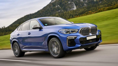 BMW X6 M Competition By Manhart Is A Carbon Masterpiece