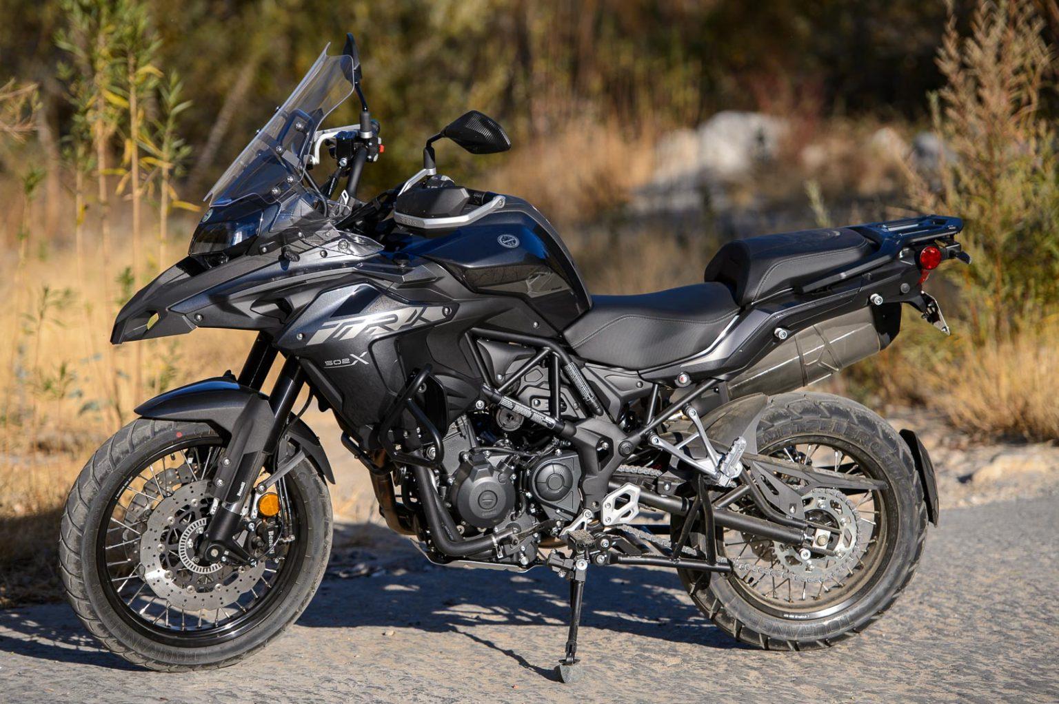 2021 Benelli TRK502X