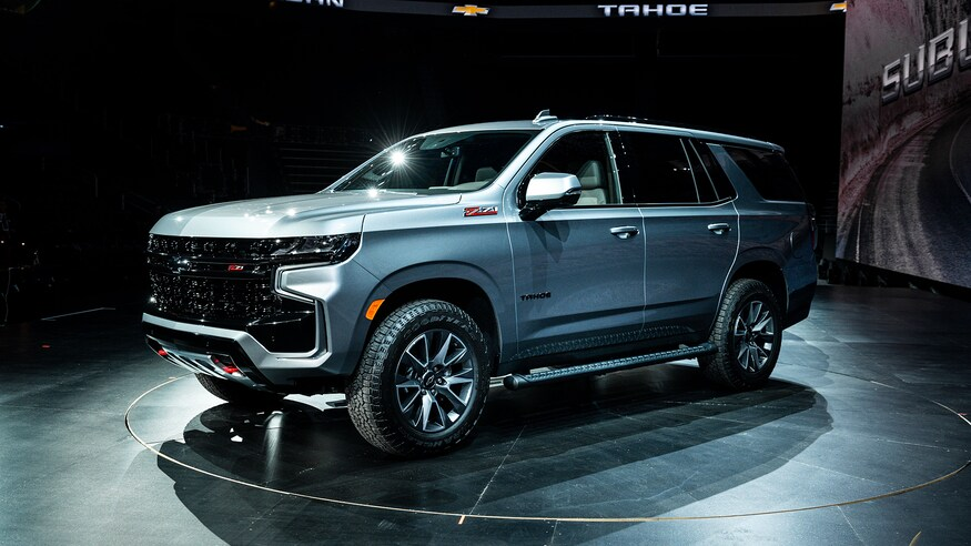 2021 Chevrolet Tahoe Diesel First Drive Review